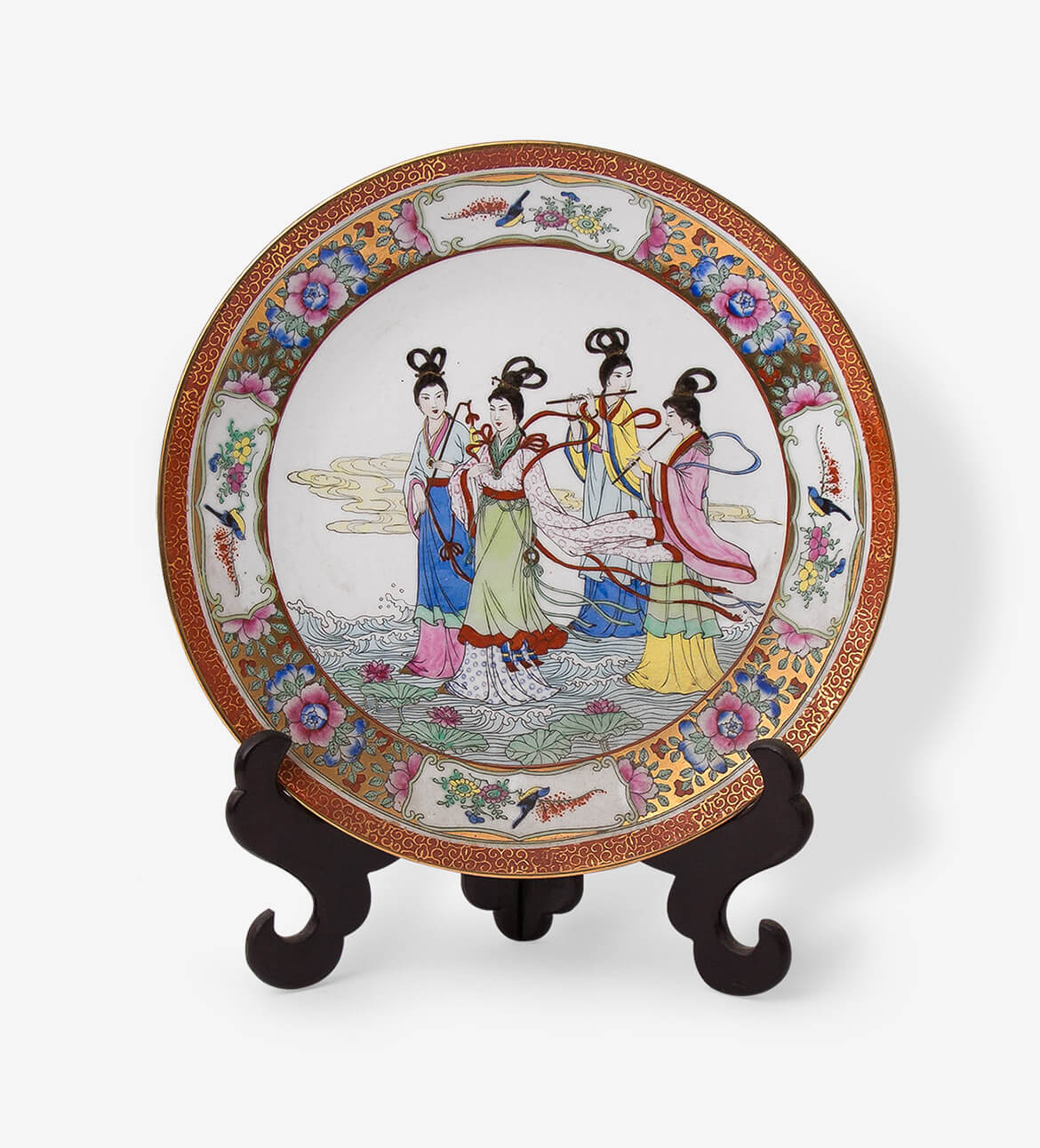 Korean dishware plate